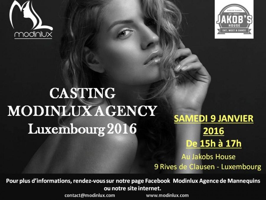 CASTING Modinlux Agency